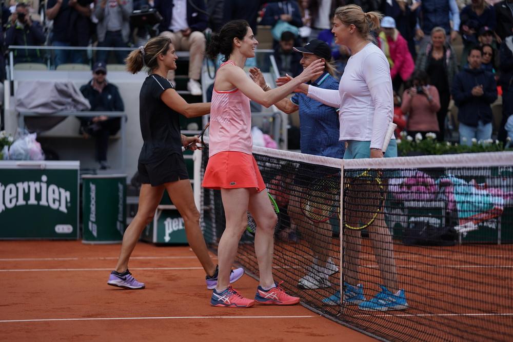 Women's legends final