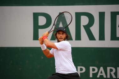 Marco Trungelliti, Roland Garros 2018, Simple Messieurs, 1er Tour