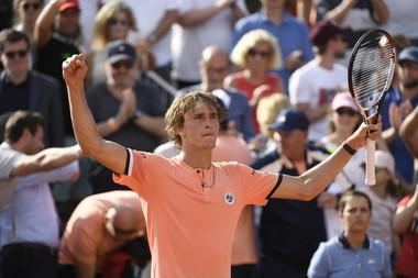 Roland-Garros 2018, Alexander Zverev