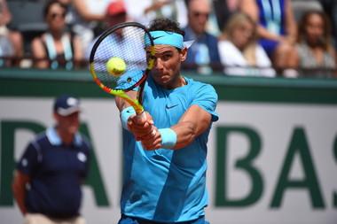 Rafael Nadal Roland-Garros 2018 Huitièmes de finale round of 16.