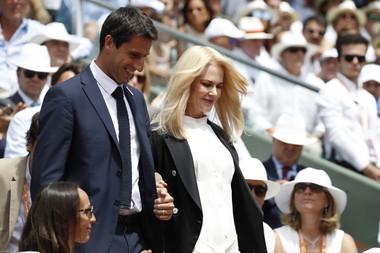 Nicole Kidman, Roland-Garros 2017.