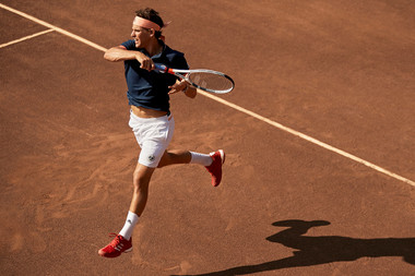 Dominic Thiem adidas x Roland-Garros