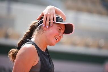 Jelena Ostapenko Roland-Garros 2018