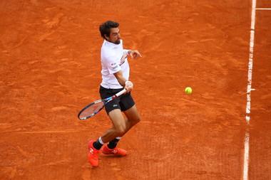 Roland-Garros 2018, Jérémy Chardy