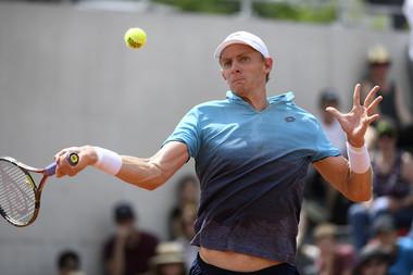 Kevin Anderson Roland-Garros 2018