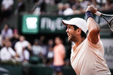 Fernando Vesdasco Roland-Garros 2018