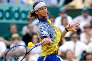 Gustavo Kuerten Roland-Garros 1997 Paris finale Sergi Bruguera.
