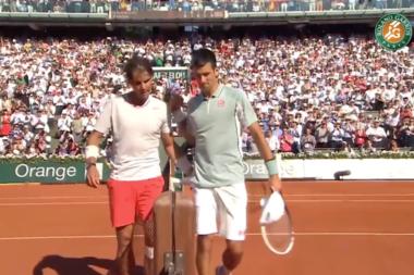 2013 : Rafael Nadal prend le meilleur sur Novak Djokovic en demi-finale
